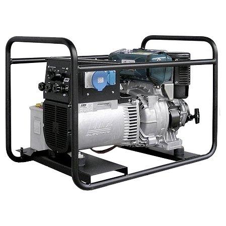 Дизельный генератор (электростанция) Energo ED 6.5/400-SLE