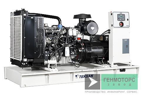 Дизельный генератор (электростанция) Teksan TJ166PE5С