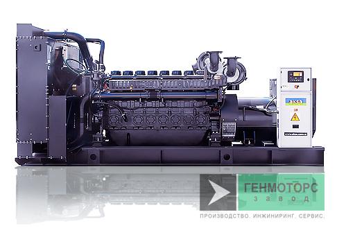 Дизельный генератор (электростанция) AKSA AP1400