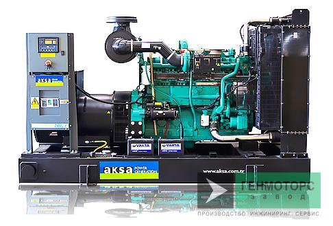 Дизельный генератор (электростанция) AKSA AC500