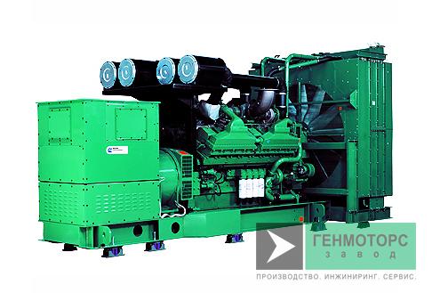 Дизельный генератор (электростанция) Cummins C2000D5