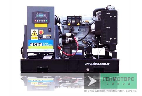 Дизельный генератор (электростанция) AKSA APD16A