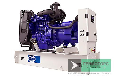 Дизельный генератор (электростанция) FG Wilson F17.5-1