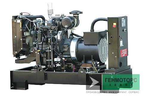 Дизельный генератор (электростанция) FOGO FDF60IS