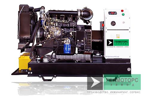 Дизельный генератор (электростанция) АД-20С-Т400