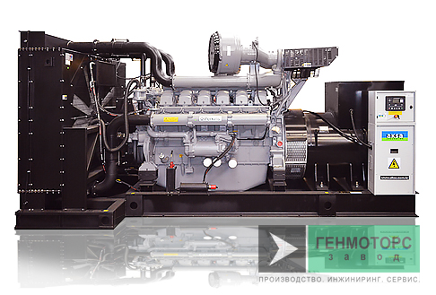 Дизельный генератор (электростанция) AKSA AP1650