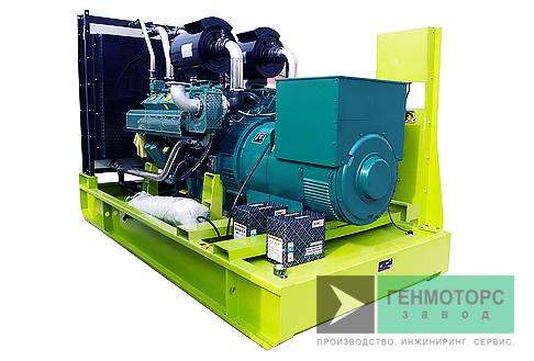 Дизельный генератор (электростанция) АД-640-Т400