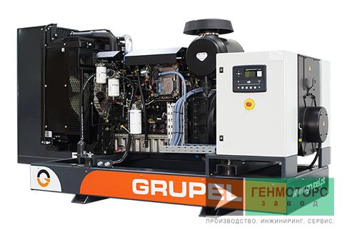 Дизельный генератор (электростанция) Grupel G72PKST