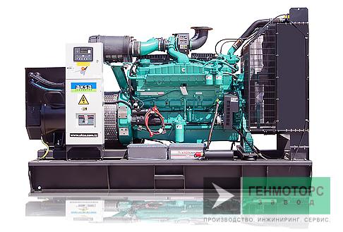 Дизельный генератор (электростанция) AKSA AC700