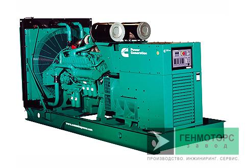 Дизельный генератор (электростанция) Cummins C700D5