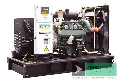 Дизельный генератор (электростанция) AKSA AD710