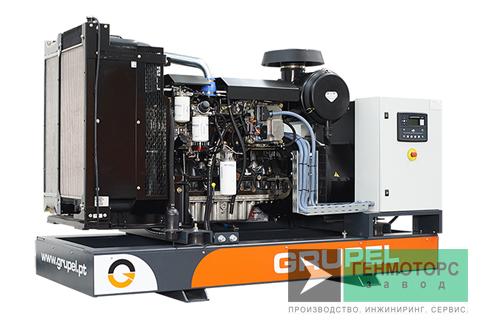 Дизельный генератор (электростанция) G90GRGR Grupel