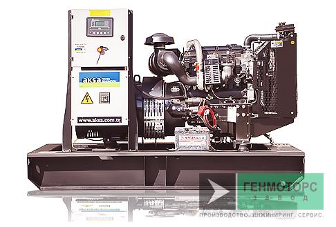 Дизельный генератор (электростанция) AKSA AP50