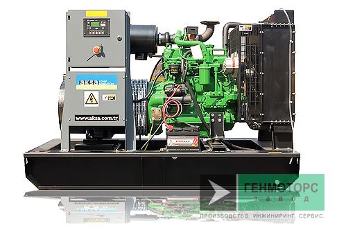 Дизельный генератор (электростанция) AKSA AJD90