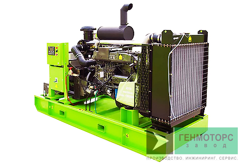 Дизельный генератор (электростанция) АД-200-Т400
