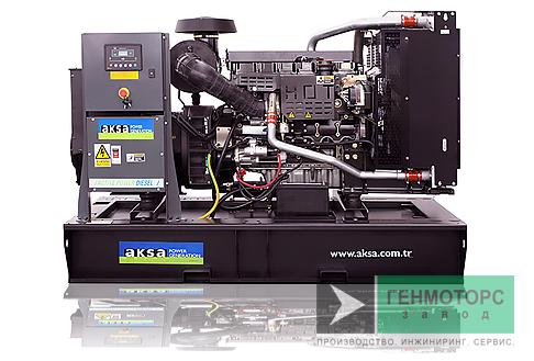 Дизельный генератор (электростанция) AKSA AP200