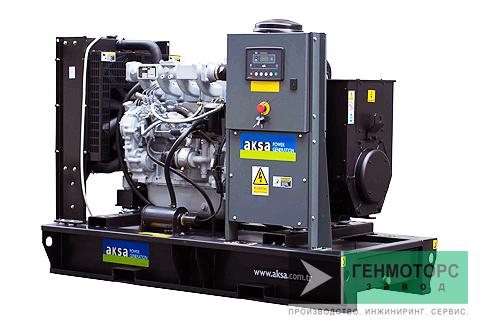 Дизельный генератор (электростанция) AKSA APD50A