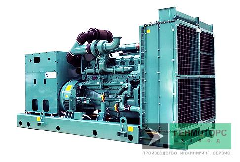 Дизельный генератор (электростанция) Cummins C825D5A