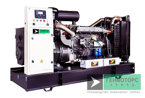 Дизельный генератор (электростанция) АД-200С-Т400