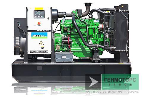 Дизельный генератор (электростанция) AKSA AJD110