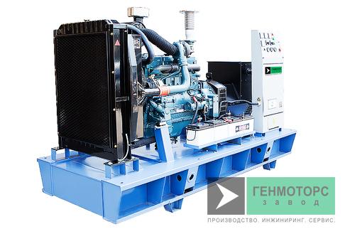 Дизельный генератор (электростанция) АД-200 Doosan