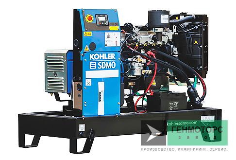 Дизельный генератор (электростанция) SDMO K10M