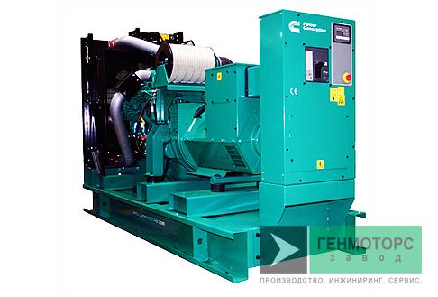 Дизельный генератор (электростанция) Cummins C300D5