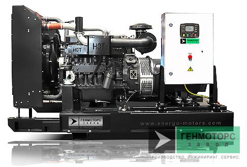 Дизельный генератор (электростанция) АД-250 IVECO