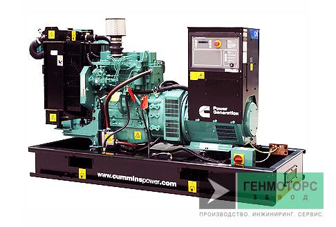 Дизельный генератор (электростанция) Cummins C66D5