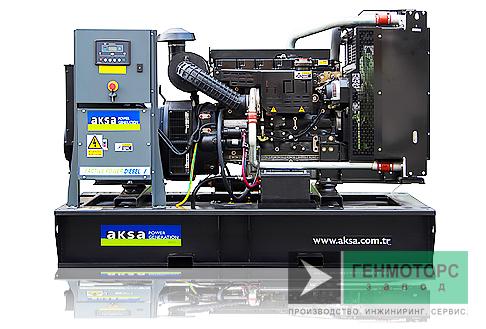 Дизельный генератор (электростанция) AKSA AP150