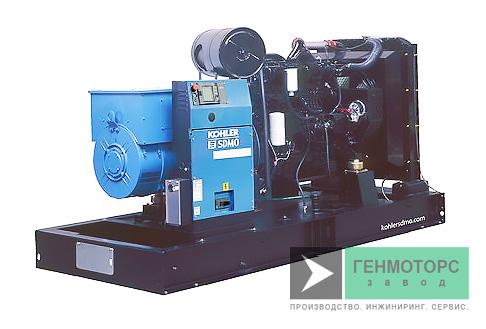 Дизельный генератор (электростанция) SDMO D300
