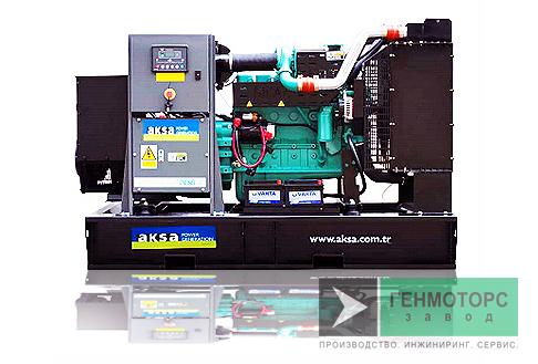 Дизельный генератор (электростанция) AKSA AC150