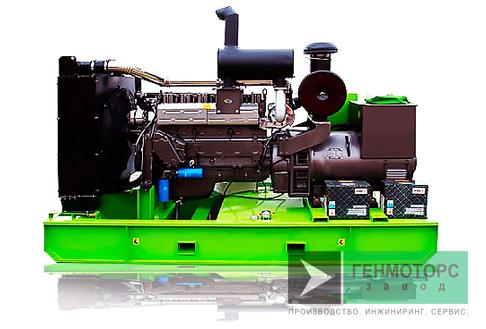 Дизельный генератор (электростанция) АД-160-Т400