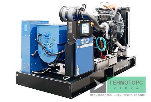 Дизельный генератор (электростанция) SDMO V350C2