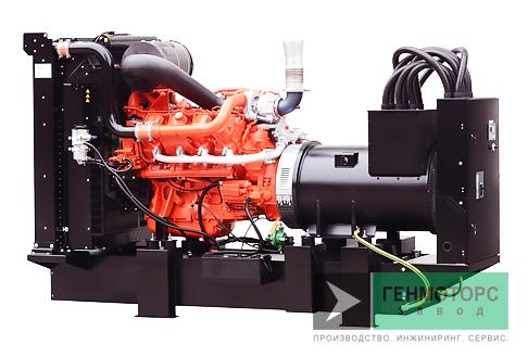 Дизельный генератор (электростанция) FOGO FDF700SS