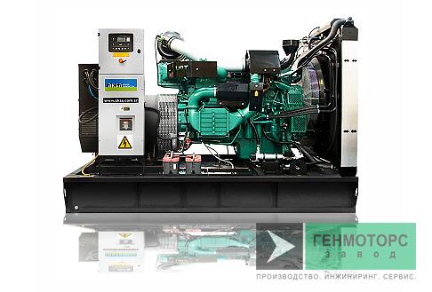 Дизельный генератор (электростанция) AKSA AVP275