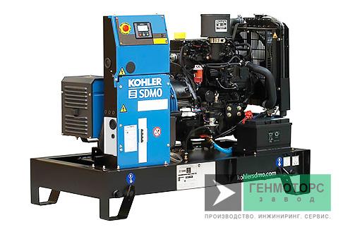 Дизельный генератор (электростанция) SDMO T16K