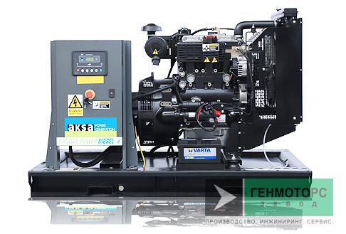 Дизельный генератор (электростанция) AKSA AP33