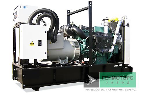 Дизельный генератор (электростанция) Gesan DVA 165E