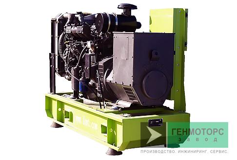 Дизельный генератор (электростанция) АД-60-Т400