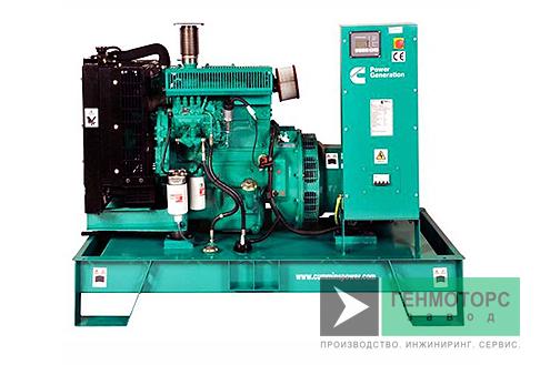 Дизельный генератор (электростанция) Cummins C33D5