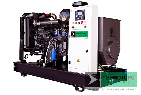 Дизельный генератор (электростанция) АД-150С-Т400