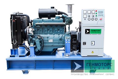 Дизельный генератор (электростанция) АД-60 Doosan