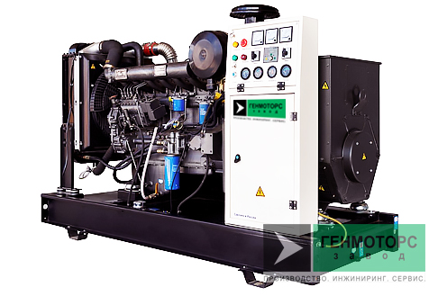 Дизельный генератор (электростанция) АД-75С-Т400