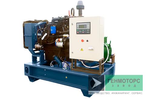 Дизельный генератор (электростанция) АД-20 ММЗ