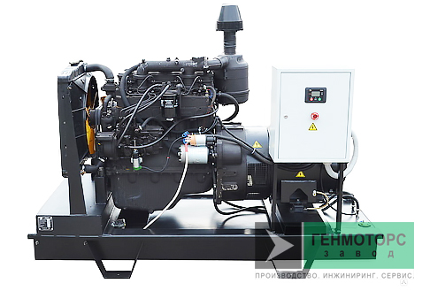 Дизельный генератор (электростанция) ММЗ АД-32