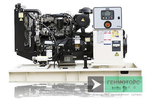 Дизельный генератор (электростанция) Teksan TJ73PE5C