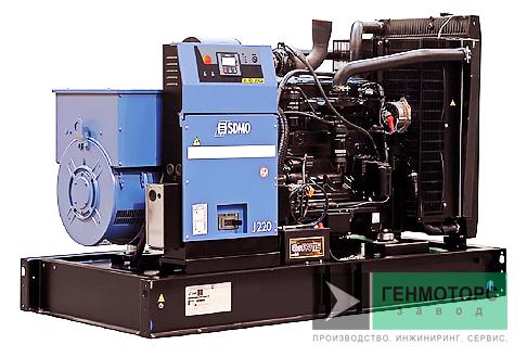 Дизельный генератор (электростанция) SDMO J220C2