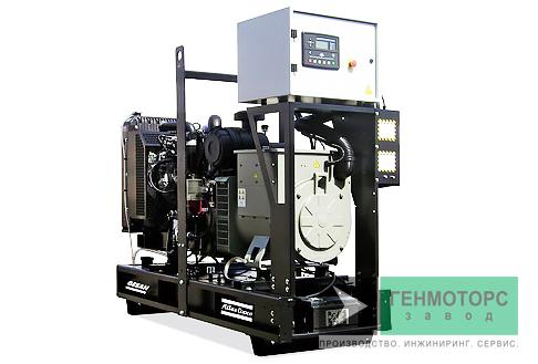 Дизельный генератор (электростанция) Gesan DPA 65E