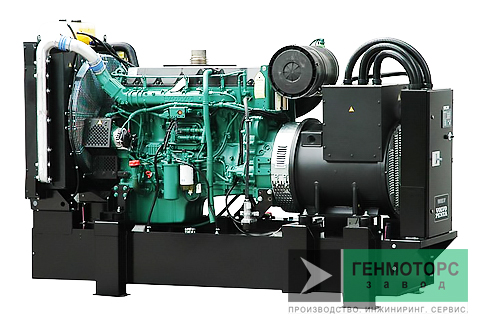 Дизельный генератор (электростанция) FOGO FDF450VS